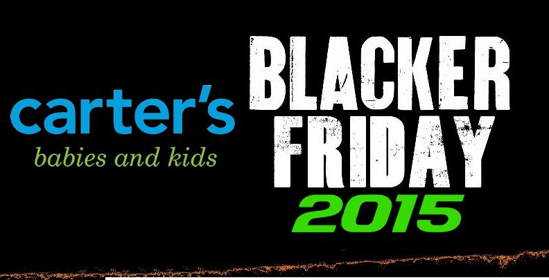 Carters Baby Logo Carter's Baby Kids – Black
