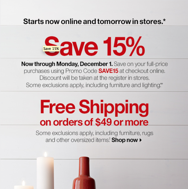 crate and barrel promo code crate amp barrel black friday ads 2015 12048