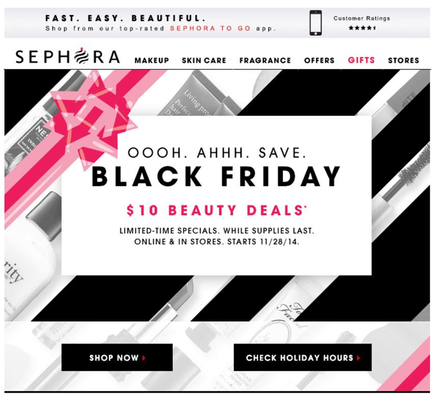Sephora Black Friday 2015 >> Sephora Black Friday 2015 Sale, Perfume Deals & Ads | Black Friday 2015
