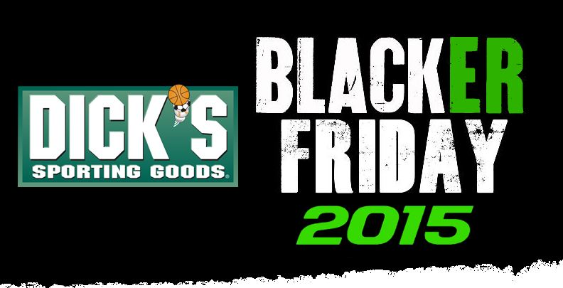 Dick S Sporting Goods Black Friday 2015 Ad Scans