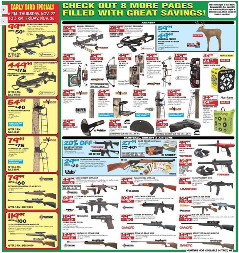 Black friday compound bow deals