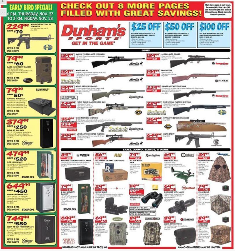 Dunham's coupons