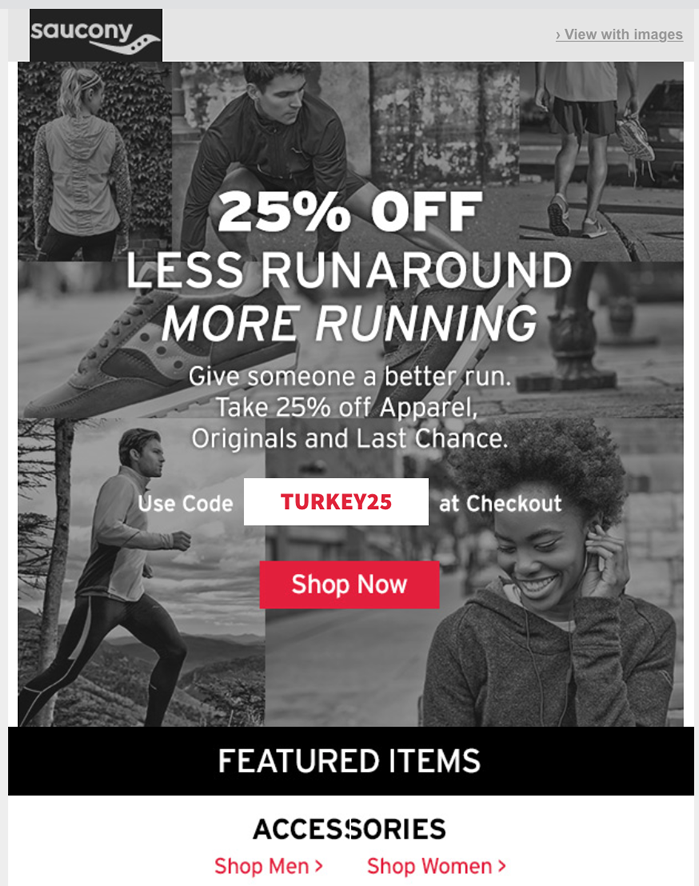 Black Friday | Our Black Friday Sale starts Friday November 16th, get at least 50% off footwear, clothing & equipment for your next run, gym or hike session.