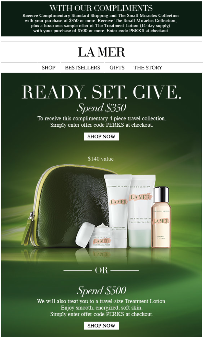 Save money with La Mer coupons and sales like New Arrive! Singles day exclusives gift sets@La Mer on bestnfil5d.ga, we daily update the newest La Mer coupons and promo codes in Skin Care.
