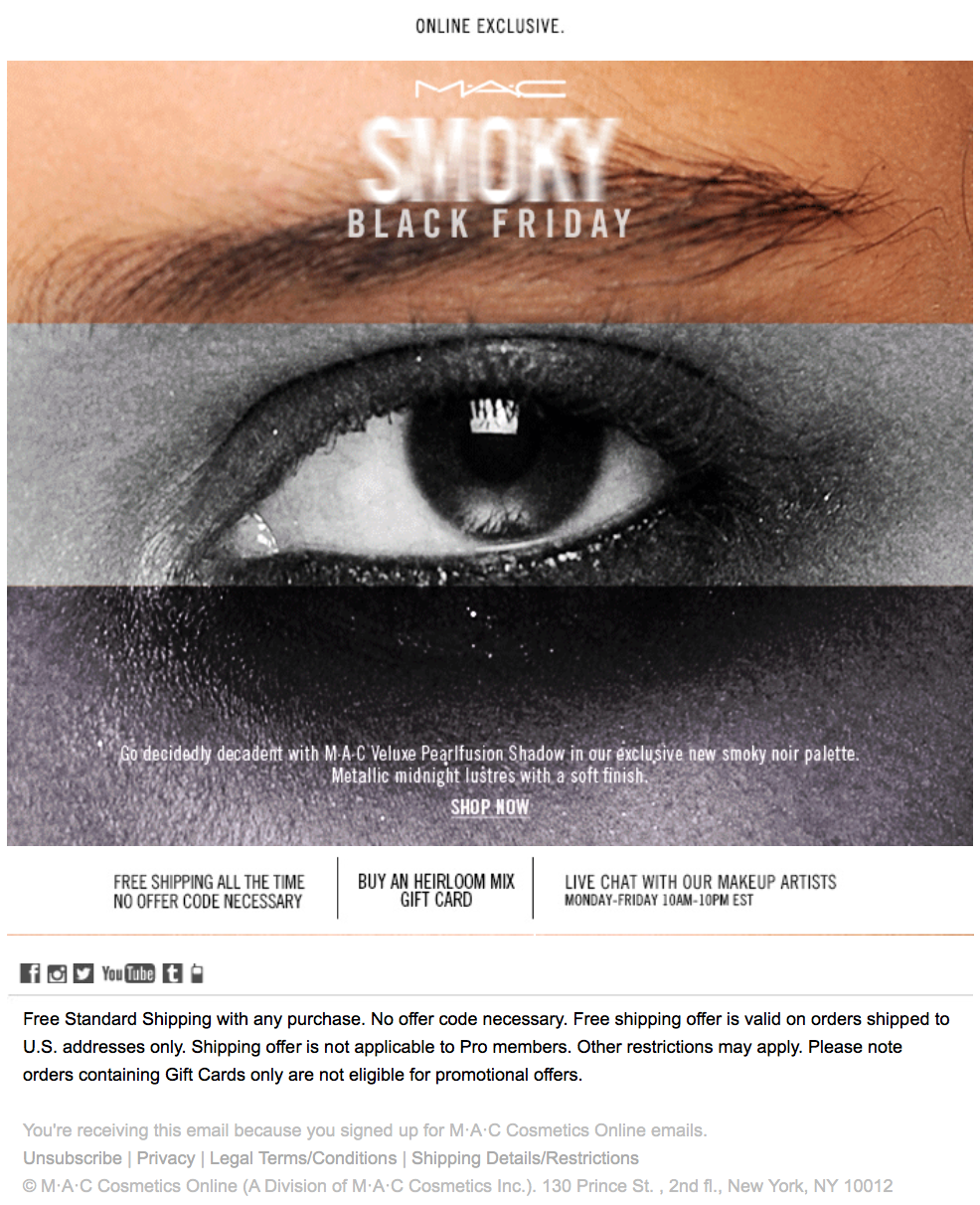 Mac Cosmetics Black Friday Ad Scan Page 1 Png