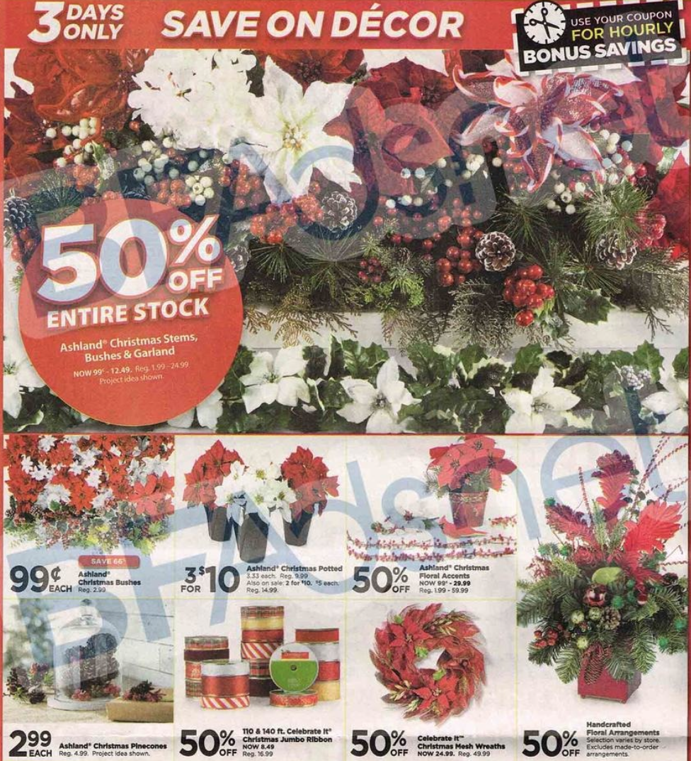 Michaels black friday coupons printable