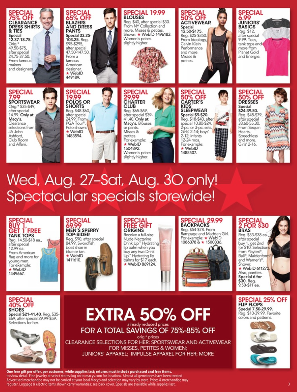 Macy's 2015 Labor Day Weekend Sale  Coupons for the Best Deals ...
