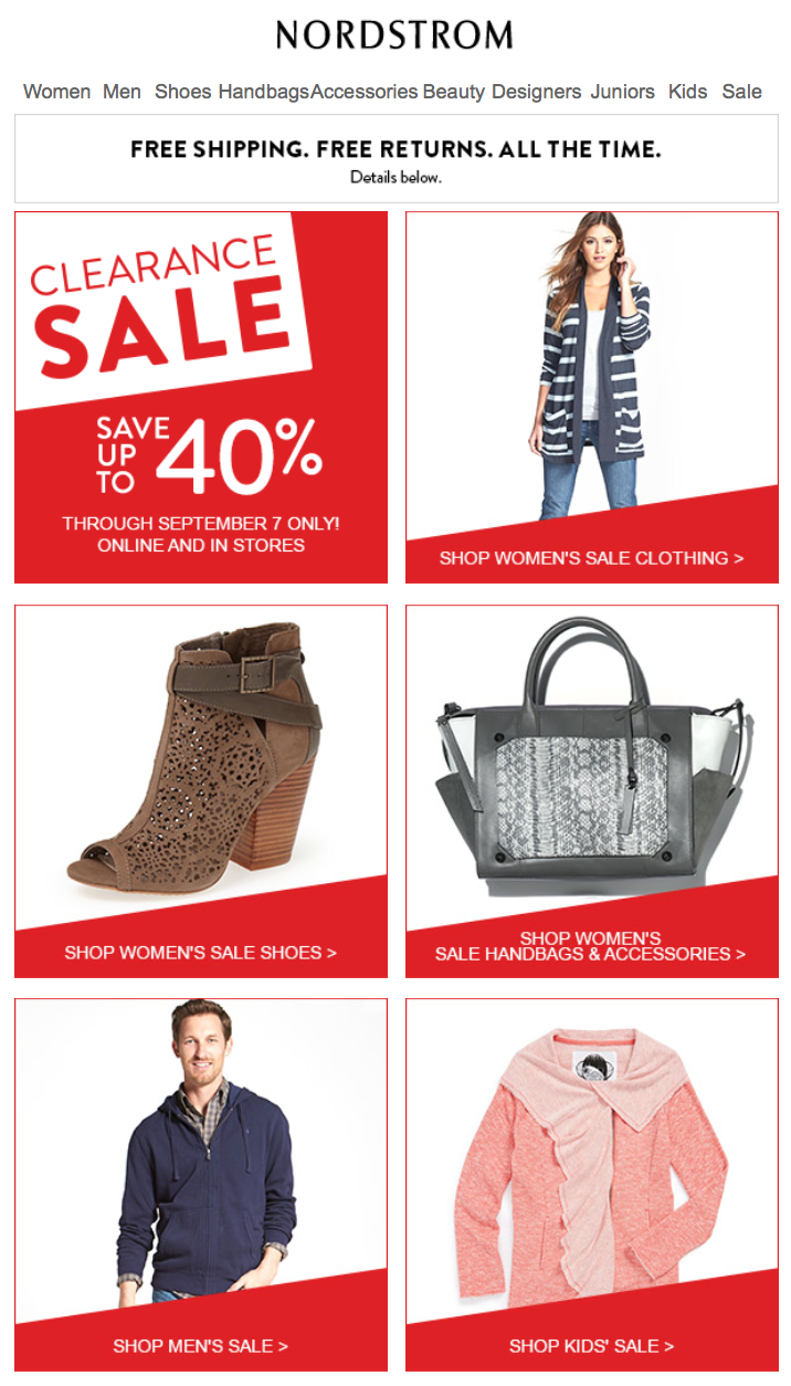 Nordstrom Labor Day Sale 2015 – The Deals  Store Hours | Black ...