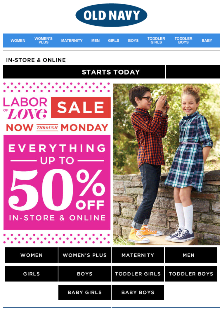 Nov 12, · The Gap plans to open more than Old Navy stores from 9 a.m. to 4 p.m. on Thanksgiving Day. Additionally, about stores will reopen at 7 p.m. that day .