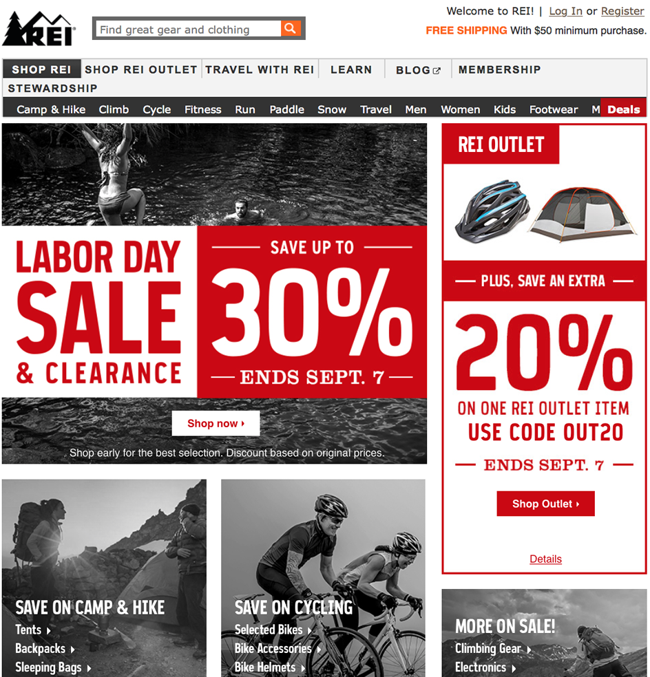 Current one day deals coupons