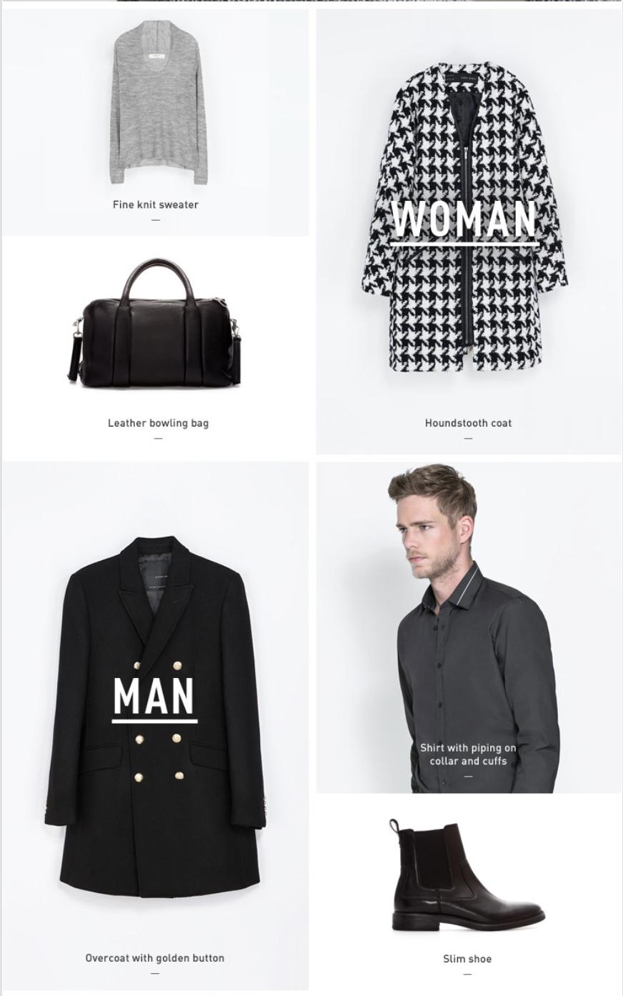 Zara Online Black Friday