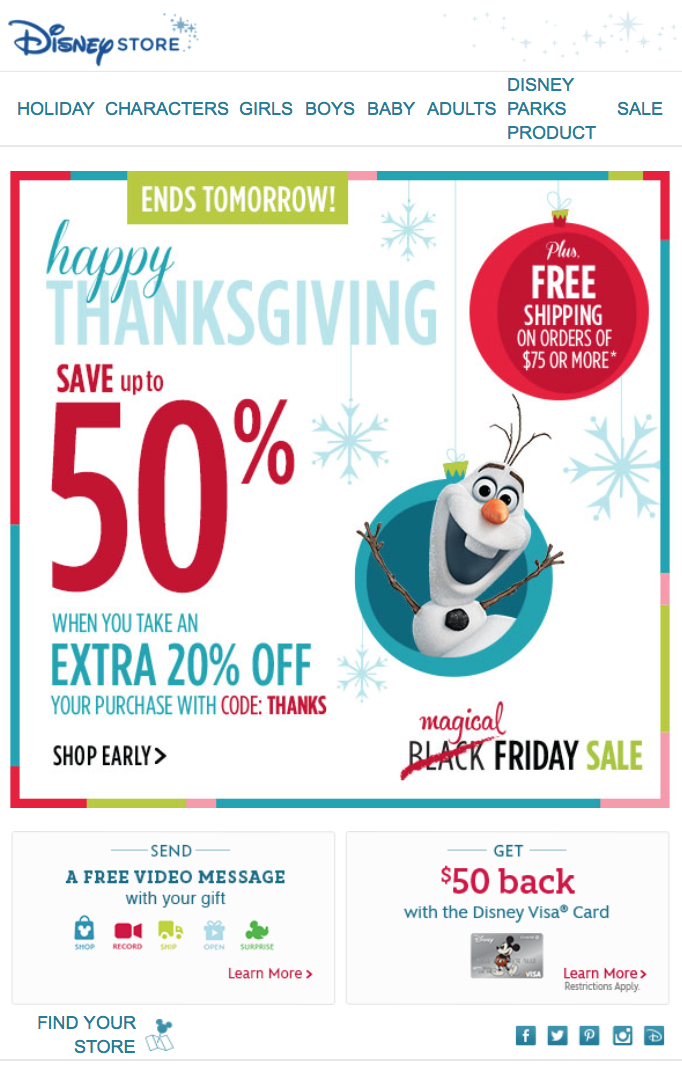 Sale | shopDisney