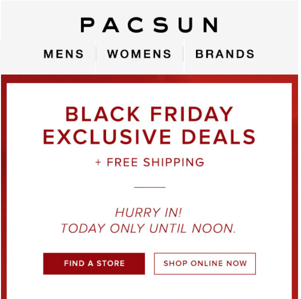 Complete coverage of Pacsun Black Friday Ads & Pacsun Black Friday deals info/5(7).