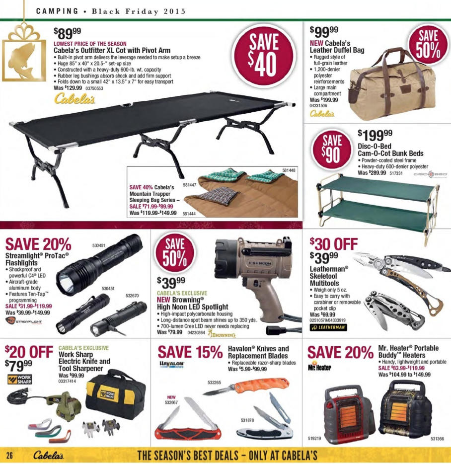 Cabela S After Christmas 2015 Deals Amp New Year 2016 Sale