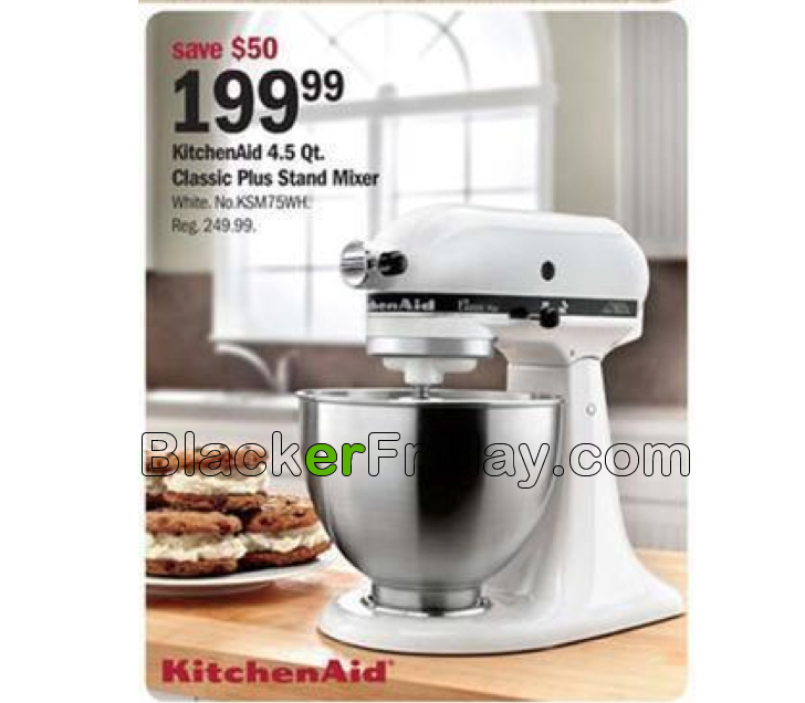 Where To Buy Kitchen Aid Black Friday