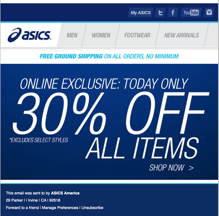 sirena Abrumador País  ASICS Black Friday 2021 Sale - What to Expect - Blacker Friday