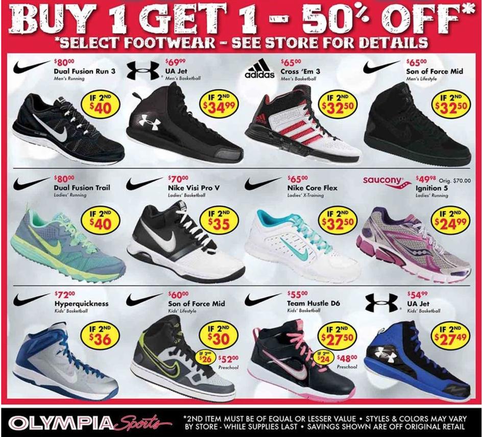 Olympia Sports Black Friday 2015: Olympia Sports Black Friday 2019 Ad, Sale & Deals