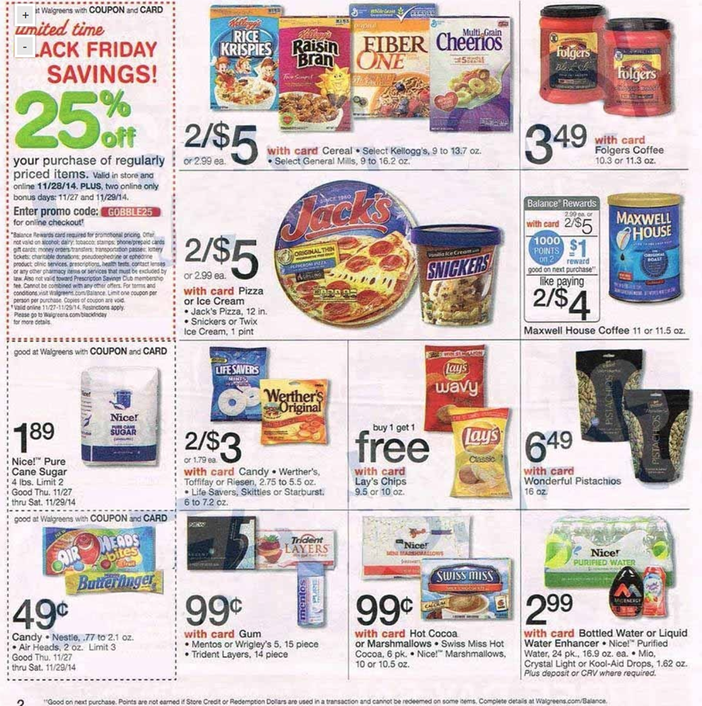 Walgreens Black Friday 2019 Sale & Ad - BlackerFriday.com