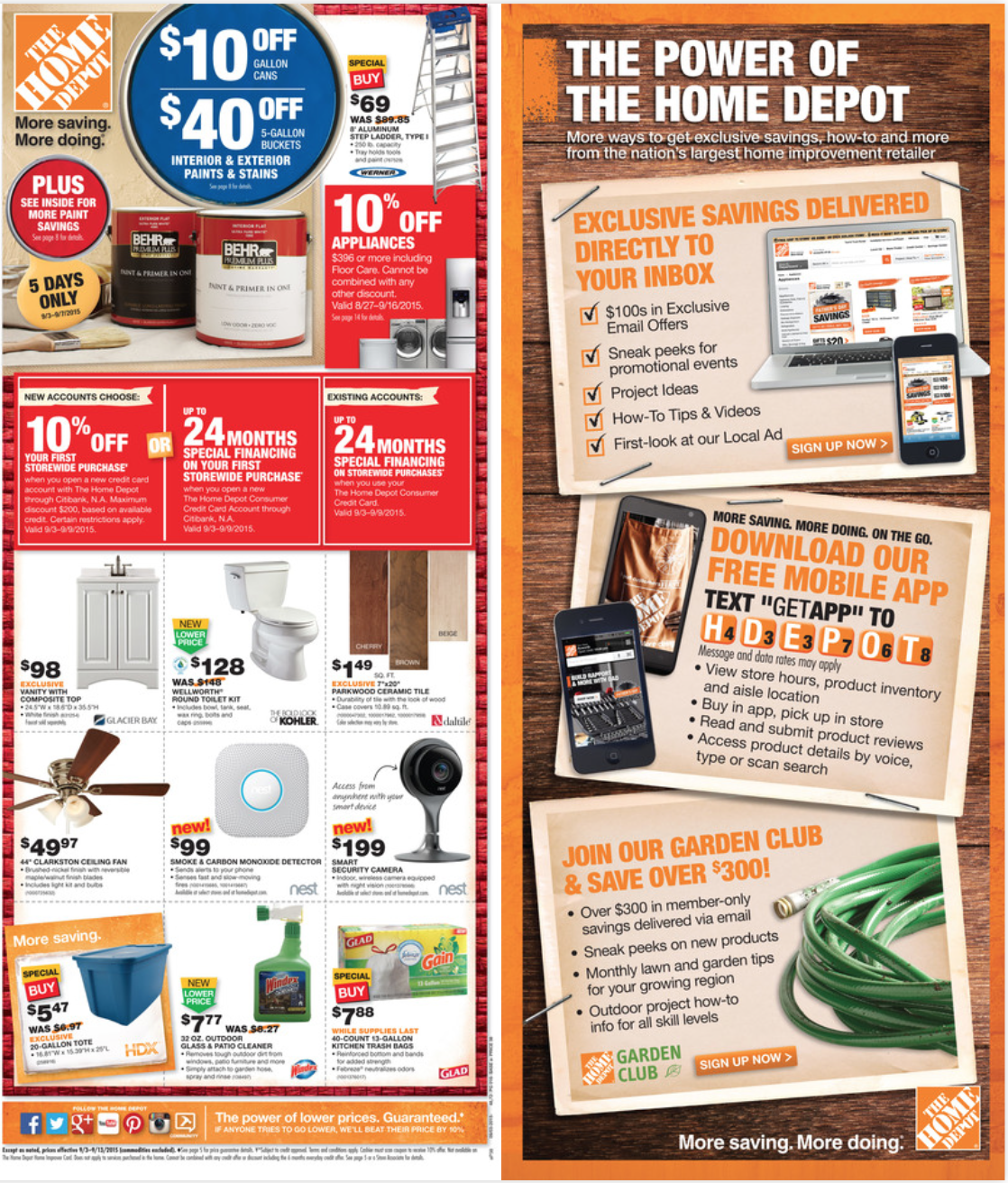Labor Day Furniture Sales 2014: Home Depot Labor Day Sale 2019
