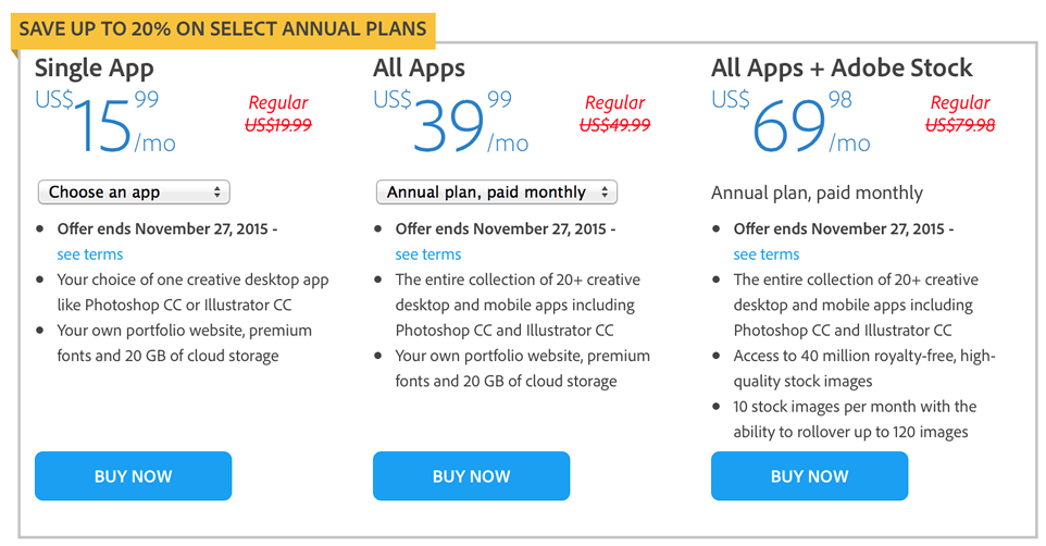 Adobe Black Friday 2020 Sale What To Expect Blacker Friday