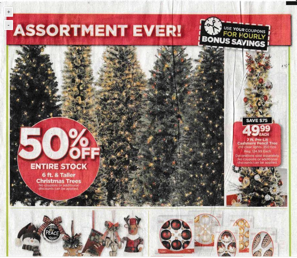 14 - Black Friday Deals On Christmas Trees