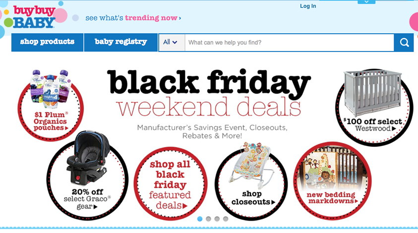 Buy Buy Baby Black Friday 2019 Sale Amp Deals