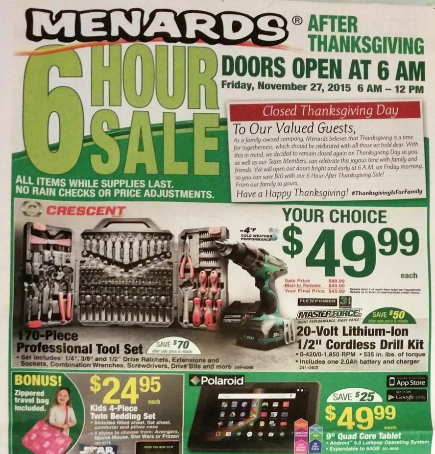 menards black friday 2018 sale deals page 11 of 17 blacker friday. Black Bedroom Furniture Sets. Home Design Ideas