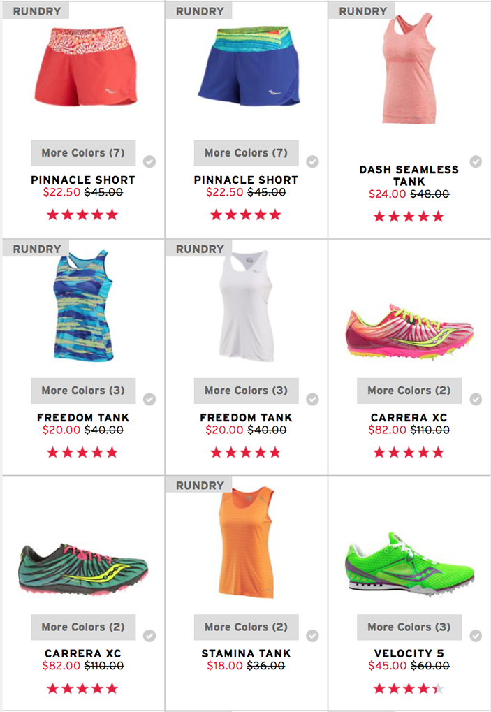 Saucony Black Friday 2020 Sale - What