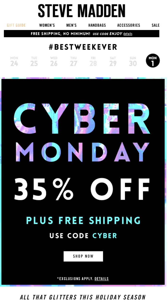 Cyber Monday Deals For Running Shoes