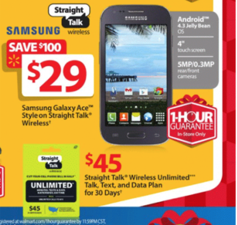 Straight Talk Iphone  Black Friday Deals
