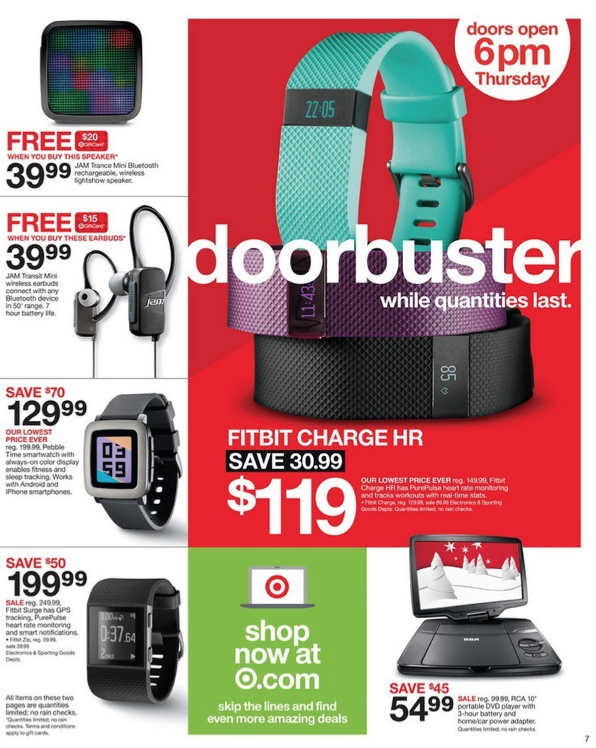 Target Black Friday 2019 Sale & Ad - BlackerFriday.com