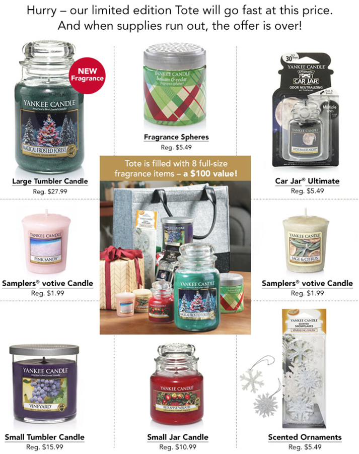 Yankee Candle Black Friday 2018 Sale & Deals - Blacker Friday