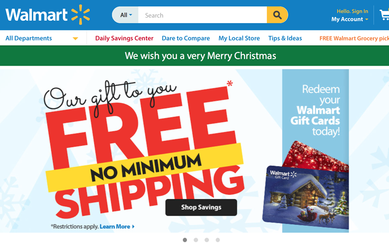 Complete coverage of Walmart After Christmas Sales and Deals.