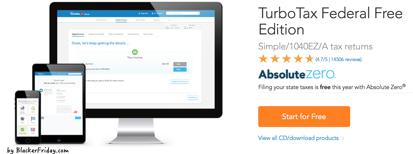 TurboTax Coupons, Codes & Exclusive Deals
