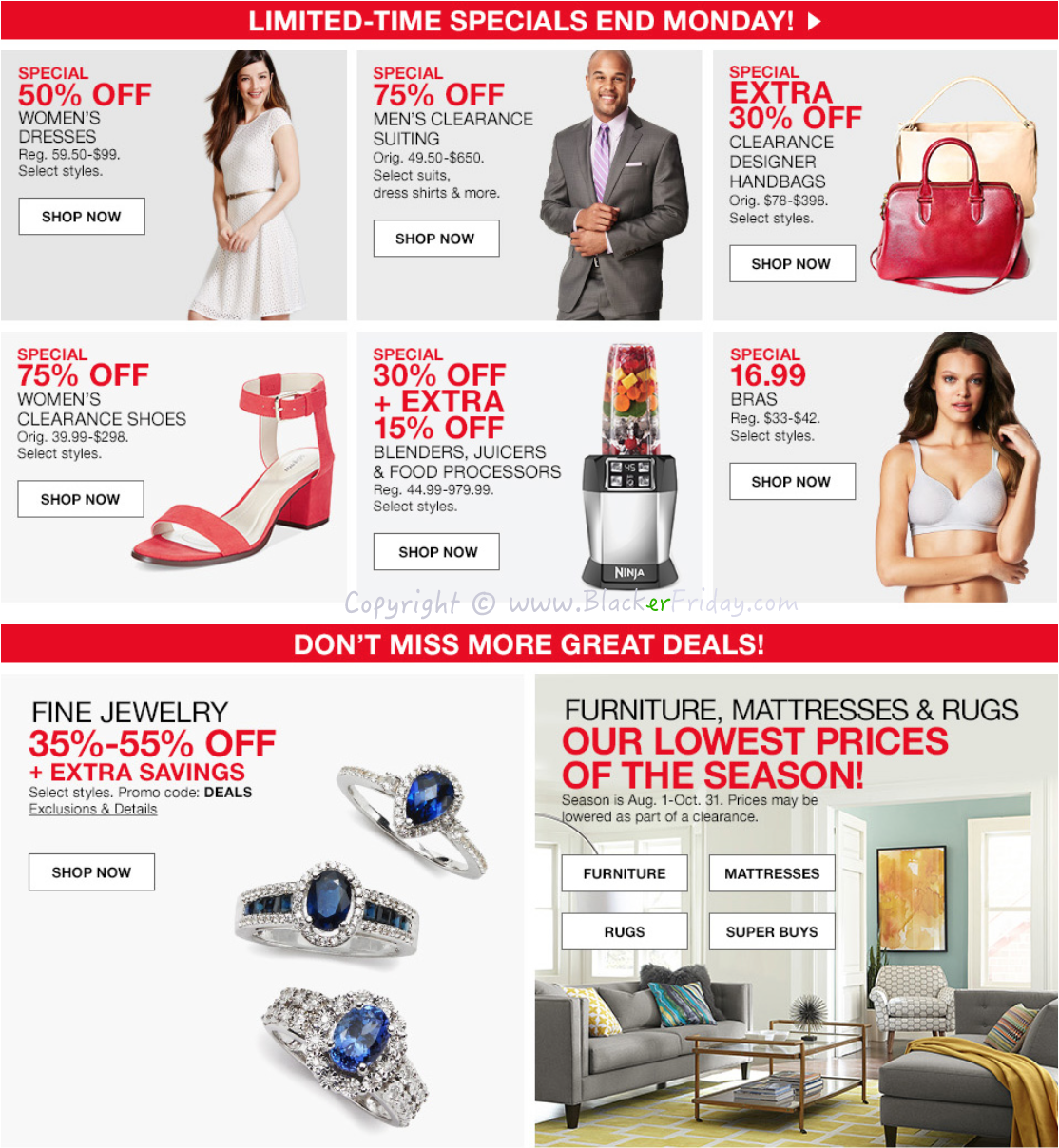 Macy S Furniture Sales This Weekend: Macy's Labor Day Sale 2017