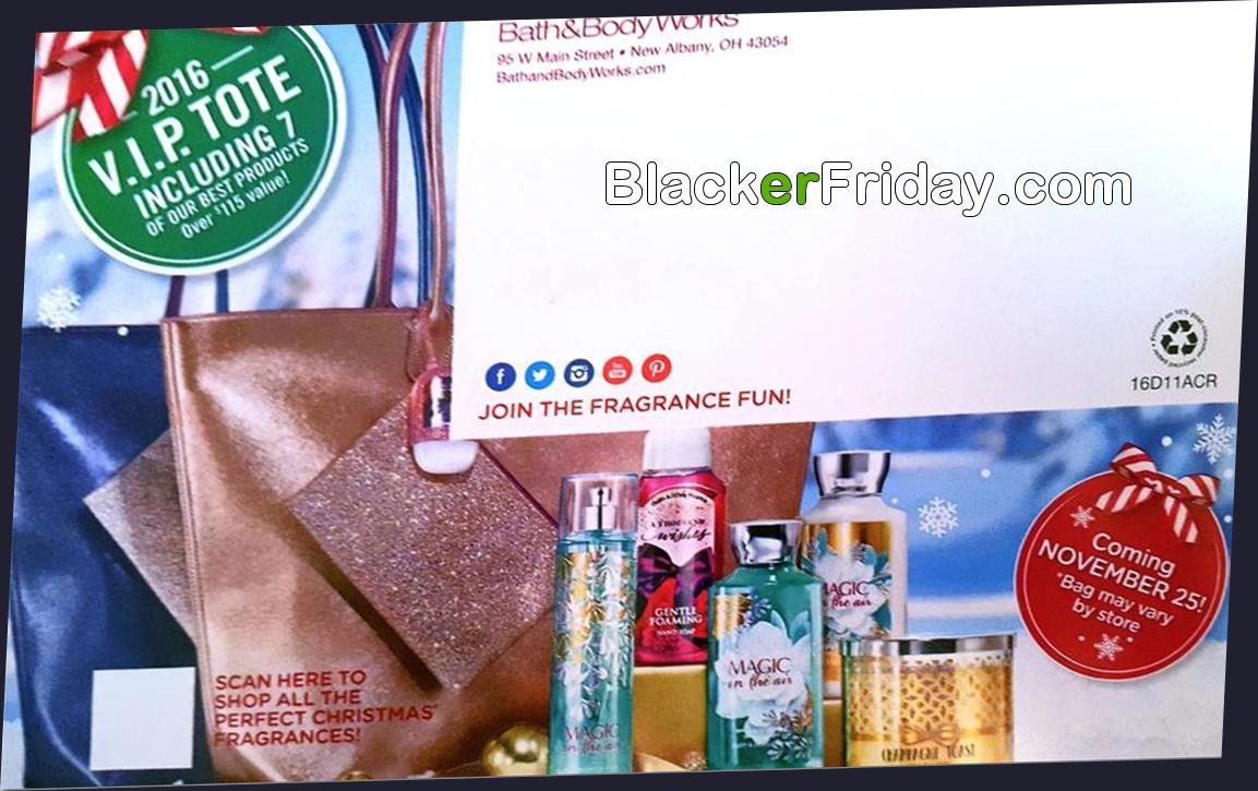Bath And Body Works Black Friday 2019 Ad Amp Sale Blacker