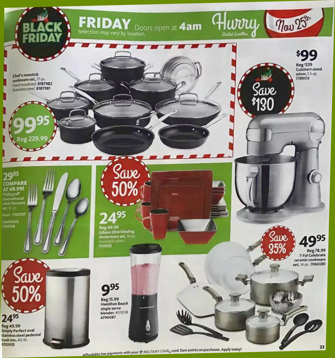 AAFES Black Friday 2019 Ad, Sale & Deals - BlackerFriday.com