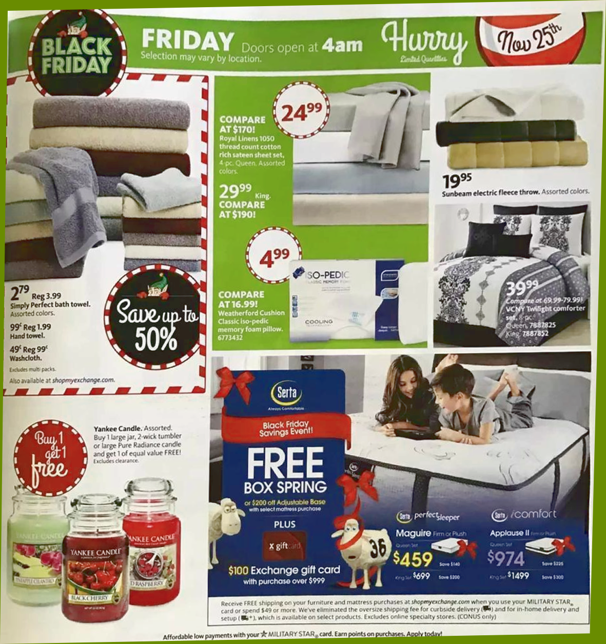 Follow The Page Links To See Each Of Their Black Friday Newspaper Insert 1 2 3 4 5 6 7 8 9 10 11 12 13 14