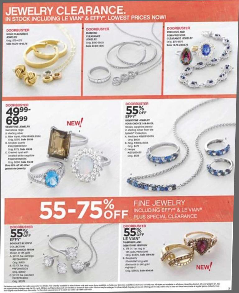 Belk Jewelry Clearance - Style Guru: Fashion, Glitz ...