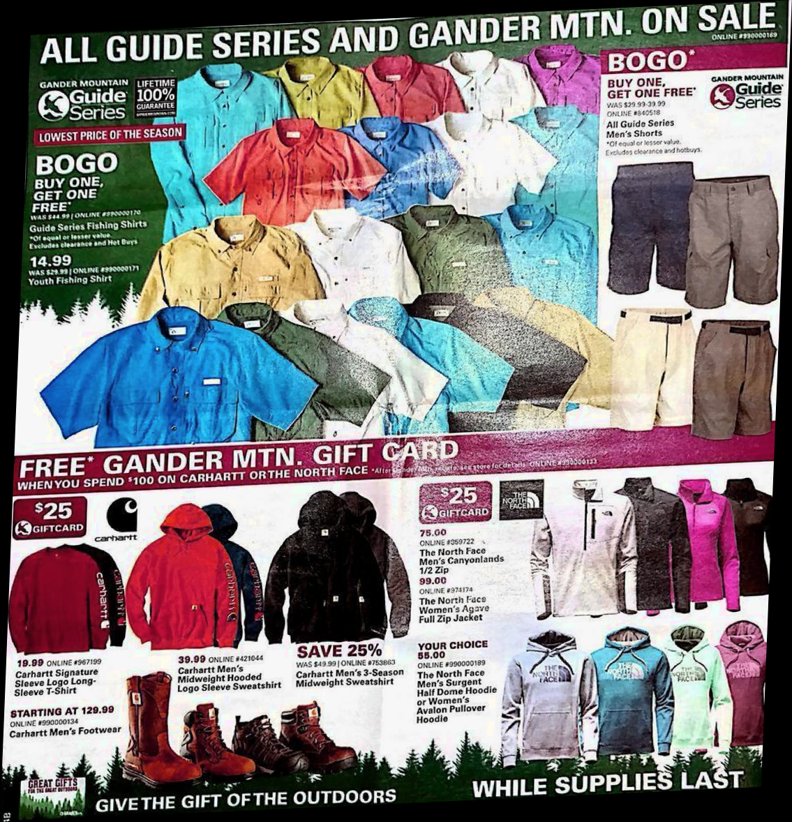 e2b0c2443 Gander Outdoors Black Friday 2019 Ad & Sale - BlackerFriday.com