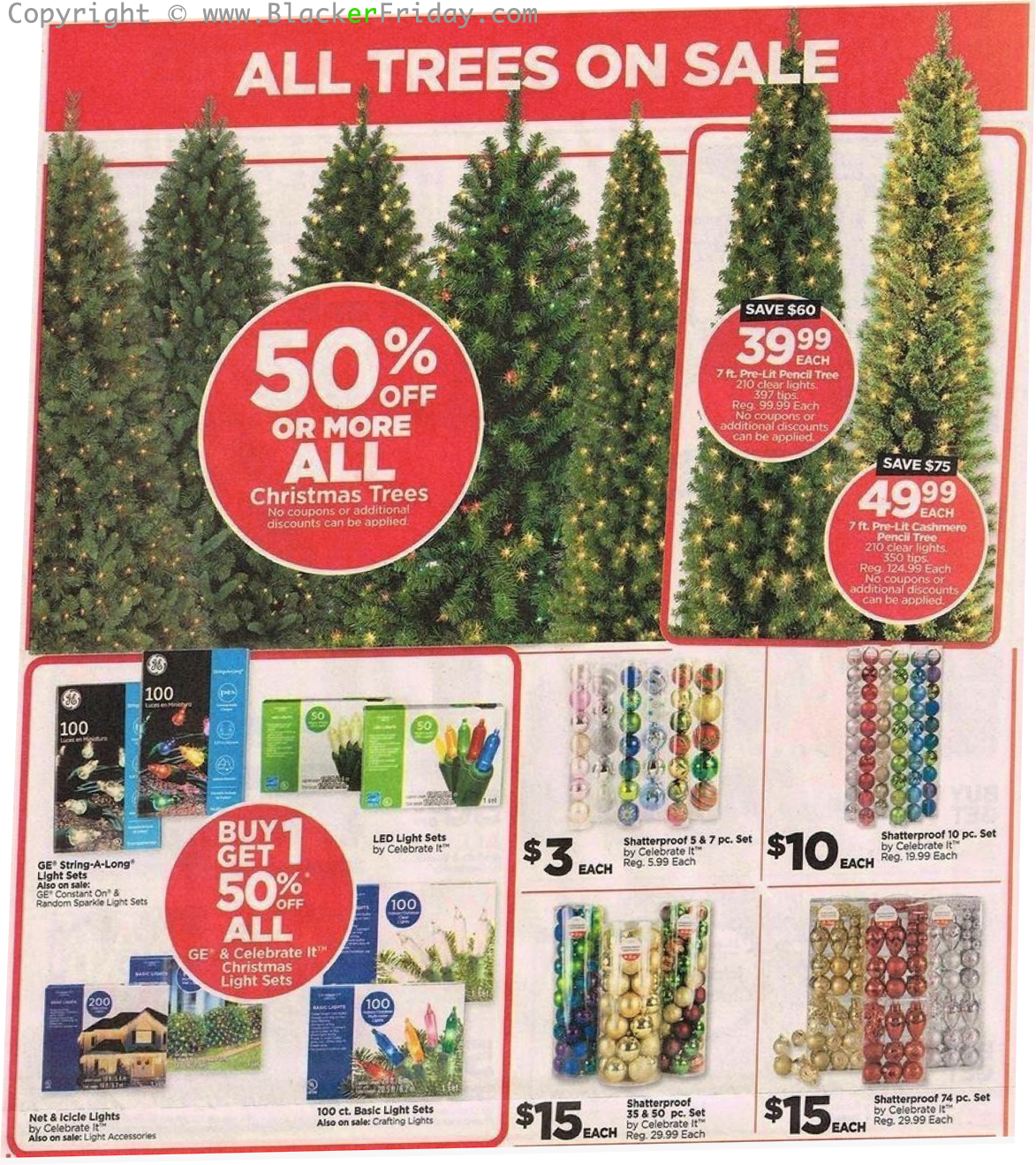 follow the page links to view the remaining pages in this years black friday flyer from michaels page - Michaels After Christmas Sale