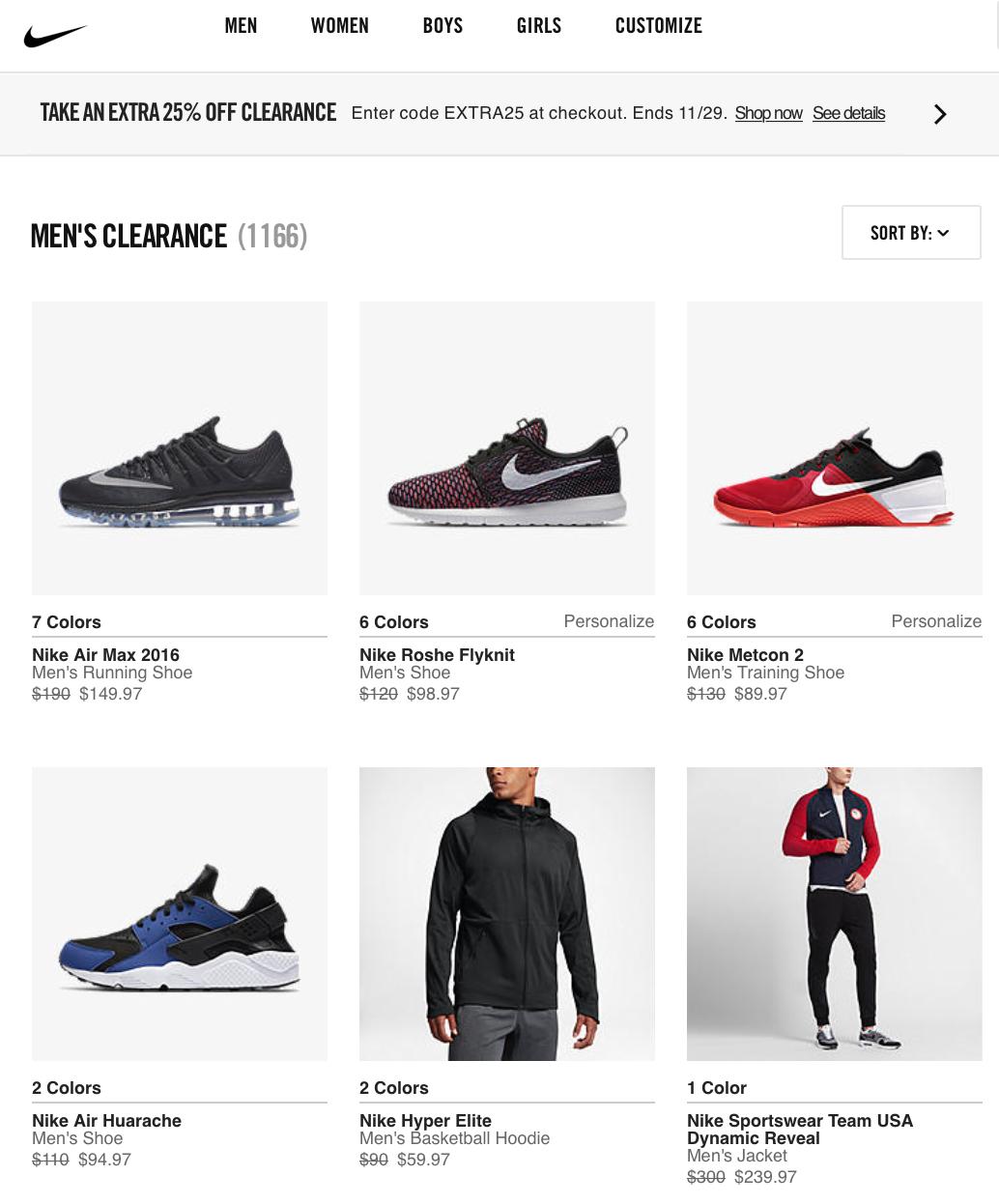 Medicina Forense Diariamente dentro de poco  Nike Black Friday 2021 Sale - What to Expect - Blacker Friday