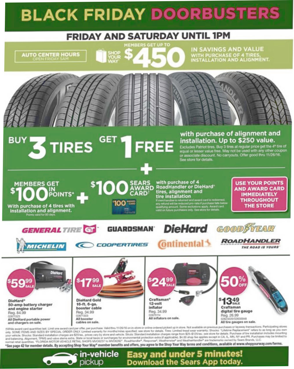 3a662a6404e4 Check out the rest of the deals available this Thanksgiving day in their  full ad scan  Page 1