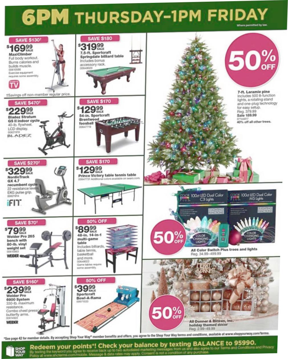 Sears Black Friday 2018 Sale & Ad Scan - Blacker Friday