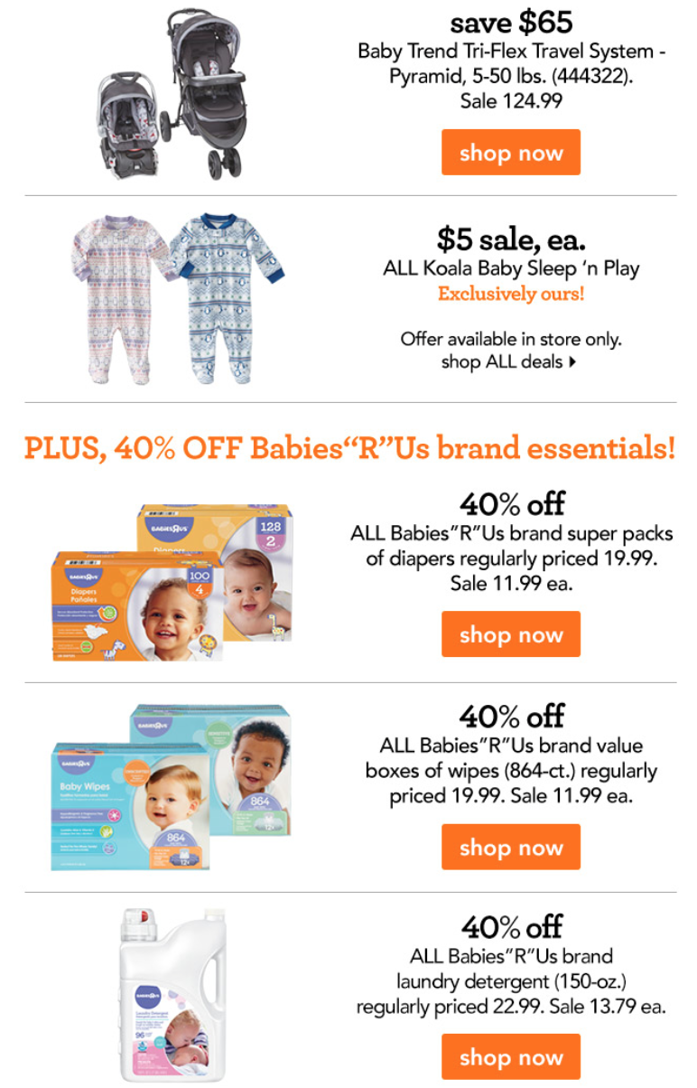 Babies R Us Black Friday 2018 Sale Amp Deals Blacker Friday