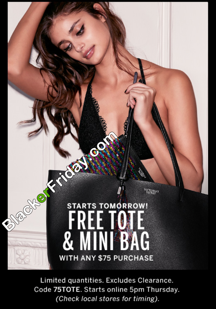Nov 13, · Black Friday is Nov. Victoria's Secret Black Friday deals The Victoria's Secret Black Friday ad is out! The retailer is kicking off the sale early this year.