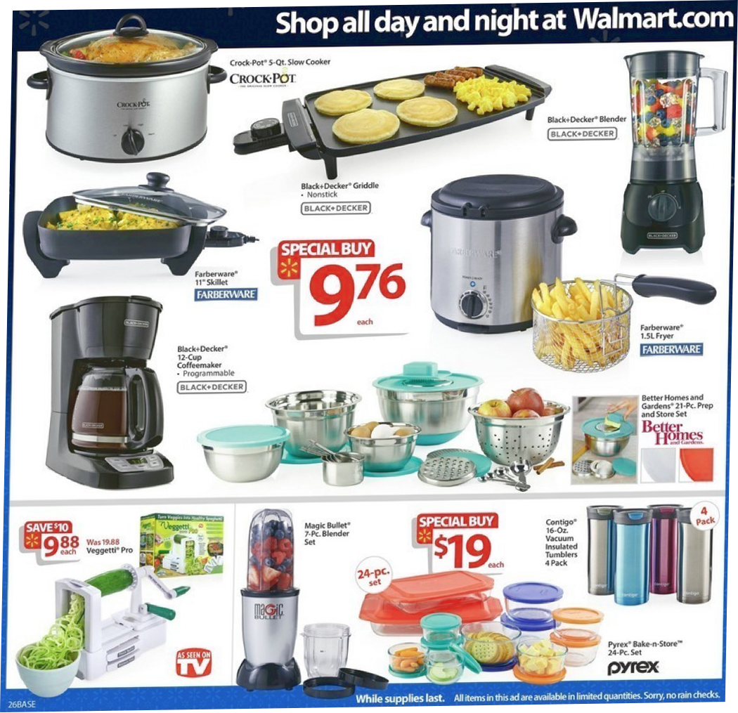 Walmart's Black Friday 2019 Ad Is Here! See What's On Sale