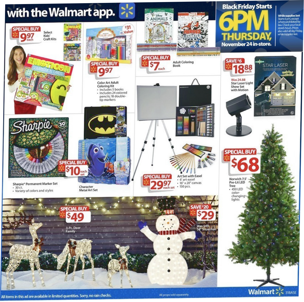 Walmart\'s Black Friday 2018 Sale & Deals - Blacker Friday