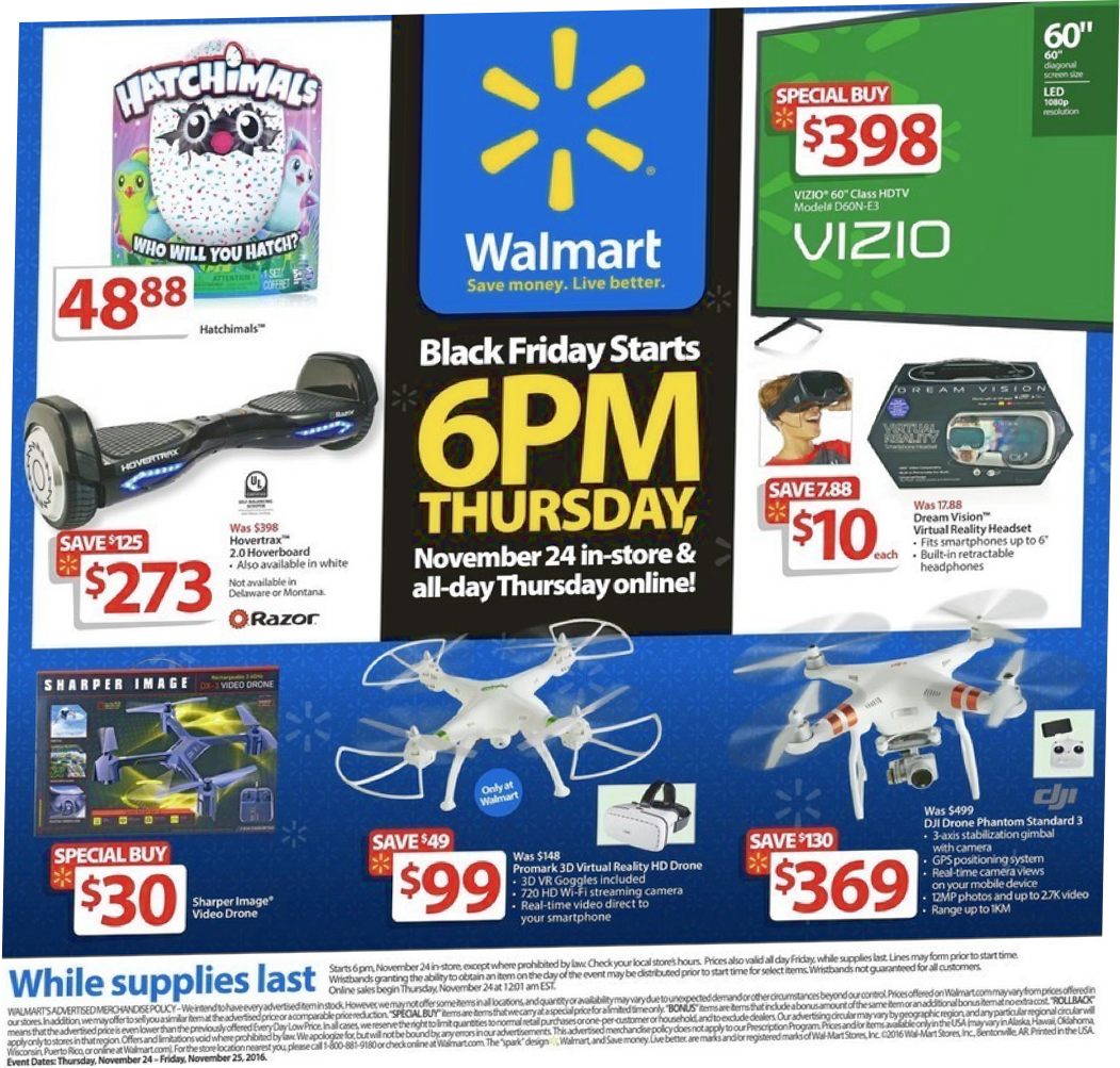 walmart black friday flyer 2019