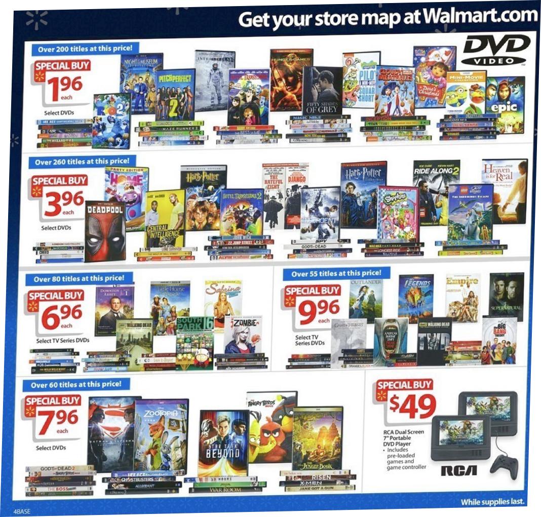 Walmart's Black Friday Ad for 2019 & Sale Details